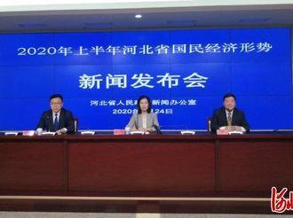 持续恢复向好 上半年河北省实现生产总值16387.3亿元
