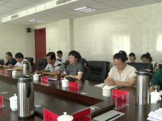 省科学院专家来武邑县考察全域旅游规划发展工作