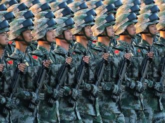 真理之光照亮强军之路 ——全军和武警部队学习贯彻习近平强军思想综述
