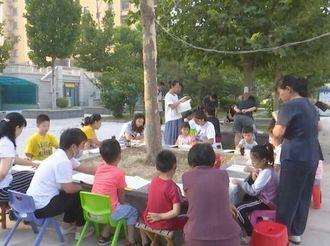 故城:传承弘扬中医药知识 让孩子从小感受国粹魅力