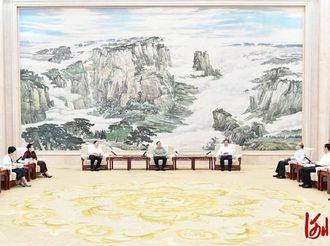艾力更·依明巴海率全国人大常委会执法检查组来河北省检查