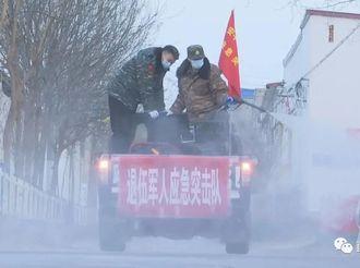 【在一线】安平镇:携手同心 共战疫情