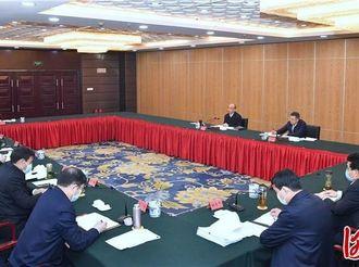 许勤:持续用力推进党风廉政建设和反腐败斗争